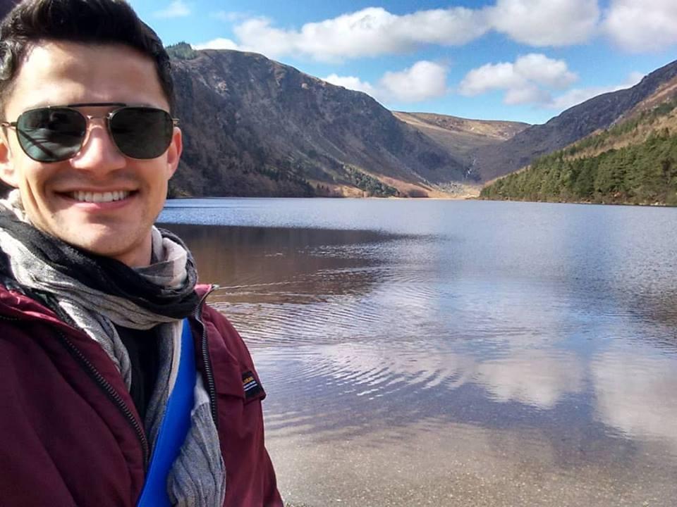 Dedicação e persistência fizeram Juan Targino conquistar seu visto de trabalho na Irlanda